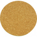 wholesale Table Linen: Coaster cork 19,5x1cm round - natural product