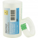 Adhesive film transparent 6 rolls a 10mx12mm