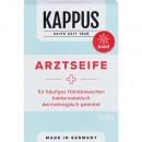 Großhandel Drogerie & Kosmetik: Seife Kappus Arztseife 100g in Faltschachtel