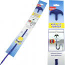 Tube cleaning rod on card CLEAN 57cm long