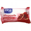 Elina Soap Pomegranate 80g piece in foil