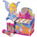 grossiste Jouets de plein air: jeu Bubble Ball princesse 60ml en Display