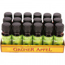 Fragrance Oil Green apple 10ml in glass bottle