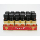 Perfume oil 10ml orange in glass bottle