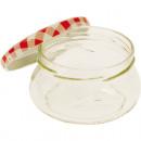 wholesale Drinking Glasses: Jar of Schlemmertopf 200ml, 5 x 8 cm