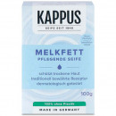 Soap Kappus Milk Fat 100g in Folding Box