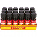 wholesale Room Sprays & Scented Oils: Fragrance Oil Strawberry 10ml in glass bottle