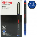 Rotring Rollerpoint 0.5 12 blue