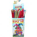 BastelfolieAlu in the sales display 50x78cm,