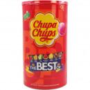 Chupa Chups Best of Cap & Flag en boîte de 100