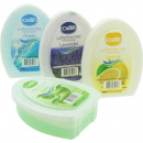 Fragrance air freshener CLEAN 150g 13x9,5cm