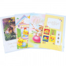 Easter envelope cards high quality print 21x10cm