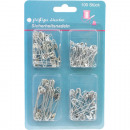 Safety needles 100s set 4 sizes assorted on