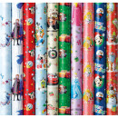 wholesale Gifts & Stationery: Wrapping paper roll 2mx70cm Walt Disney
