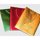 wholesale Gifts & Stationery: Gift bag LASER matt medium 23x18x9cm
