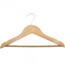 wholesale Childrens & Baby Clothing: Coat hanger wood children anti-slip 32cm wide