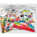 Cellophane bag Set of 8 with print
