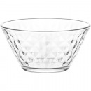 Großhandel Geschirr: Glas Schale 330ml, 12cm Durchmesser