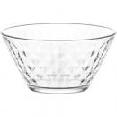 Glass bowl 330ml, 12cm diameter