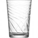 wholesale Drinking Glasses: Glass of water glass set of 6! 205ml with structur