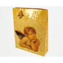 Raphael sacchetto regalo 34 x 25 x 8,5 centimetri