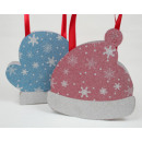 wholesale Gifts & Stationery: Gift bag glitter paper 12,5x 12,5x5,5cm