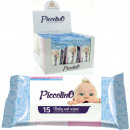Wet wipes 15 pieces for babies sea freshness