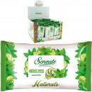 Lingettes humides 15 concombre-menthe en 36 Displa