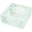 Üveg teásfénytartó PAP * Csillag 60x60x27mm tiszta