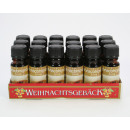 Perfume oil 10ml Christmas biscuit in glass bottle