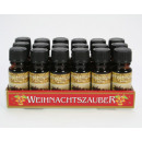 Fragrance Oil 10ml Winter magic wrapped in glass b