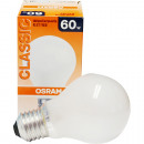 Osram bulbs matte 60 watts, E27