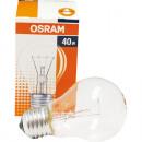 Osram Birnen klar 40 Watt, E27