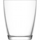 wholesale Drinking Glasses: Glass drinking glass 340ml approx. 10x8cm