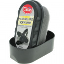 wholesale Shoe Accessories: Shoe polish sponge neutral - for all smooth leathe