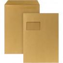 Großhandel Geschäftsausstattung: Briefumschlag Versandtasche DIN C4 mit Fenster