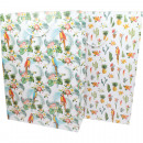 Gift bag 34,5x25cm, Jungle-Design