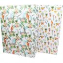 hurtownia Upominki & Artykuly papiernicze: Torba na prezenty 34,5x25cm, Jungle-Design