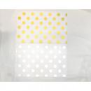 Großhandel Dekoration: Tischset transparent 44x28,5cm, 2-fach ...