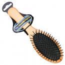 grossiste Soins des Cheveux: Massage bois brosse à cheveux 22cm