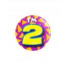 Button piccolo - ho 2 anni