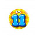 Button piccolo - ho 11 anni