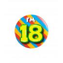 Button piccolo - ho 18 anni