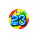 Button piccolo - ho 23 anni