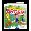 Wenskaarten - Broer cartoon