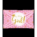 Flaga elewacyjna - To dziewczyna!