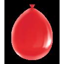 Party balloons - Ruby metallic
