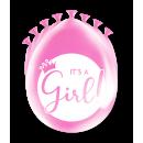 Balony imprezowe - To dziewczyna