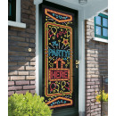 Neon Door Banner - The party is here