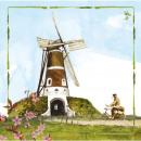 wholesale Gifts & Stationery: Map Rien Poortvliet Farm Molen